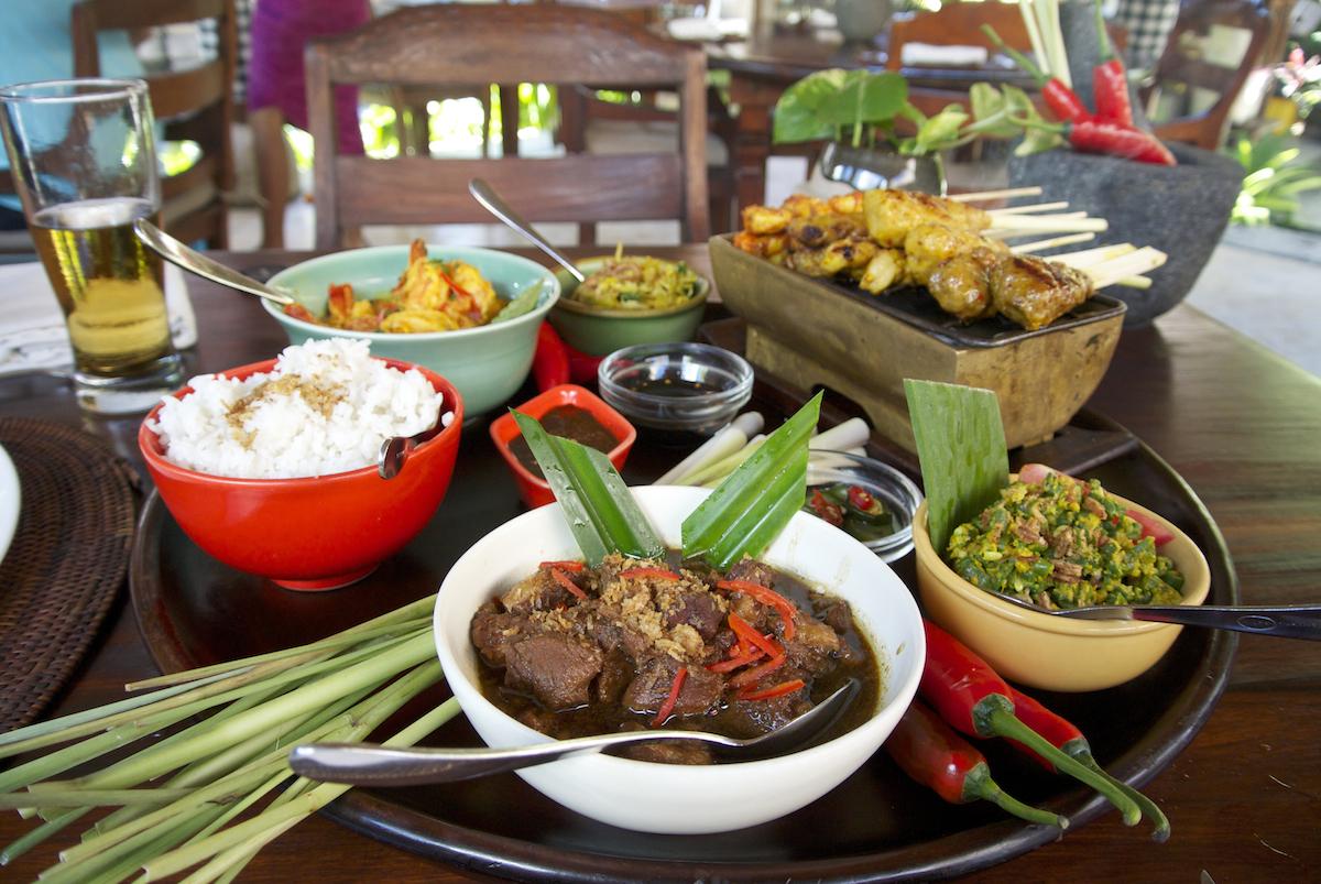 Best Food In Kuta