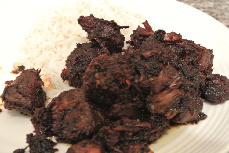 Beef Rendang Recipe: Heinz Von Holzen | Almost Landing - Bali